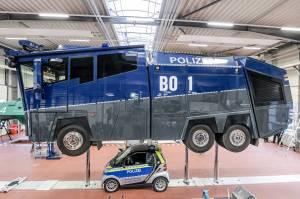 Bauunternehmen-Guenther-polizei
