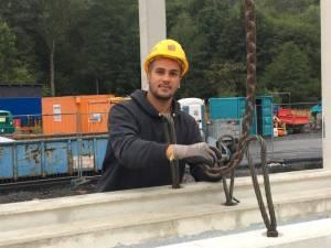 Eine 3-jährige Ausbildung zum Beton- und Stahlbetonbauer gehört ab diesem Jahr für Alkanaan Mohnnad zu einem neuen Lebensabschnitt. Wir begrüßen ihn in unserem Team und wünschen ihm viel Erfolg für seine Ausbildung.