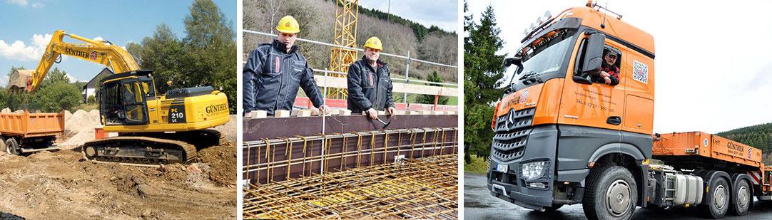 Guenther-Bauunternehmen-Stahlbeton-hochbau-tiefbau_Collage-Hochbau-Tiefbau-1148px-s